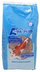 AQUA PLUS - Fish Food Koi Pellets NO.1 5KG