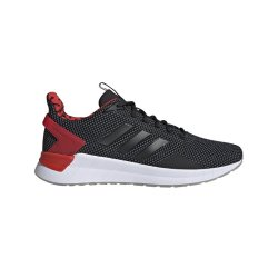 Adidas Size 8 Questar Ride Running Shoes in Black & Red
