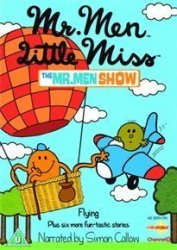 The Mr Men Show - Flying Plus Six More Fun-tastic Stories Dvd