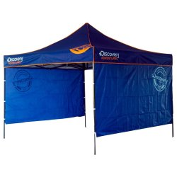 Discovery - 3 X 3M 20 - 2 Side Panels