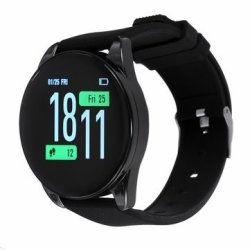 Bakeey M12 HD Big Screen Replacement Strap Blood Pressure O2 Monitor Ota Update Smart Wa