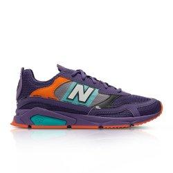 New Balance Men's X-racer Purple Sneaker