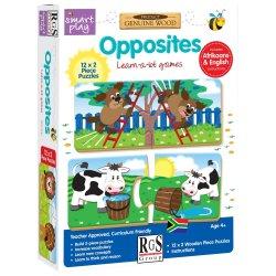 Rgs Opposites Educational Game