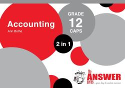 the answer series grade 12 accounting 2in1 caps study guide r143 rh pricecheck co za grade 12 accounting study guide pdf free grade 12 accounting study guides
