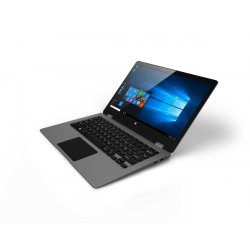 Mecer Mylife ULTRA14&APOS &apos WIN10 Pro Notebook Dual Core N33504GB64GBWIFI BGNBT0.3M CAM1366X768 LED