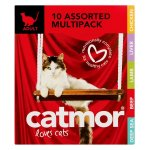 Catmor - Multi Pack Pouches 10X85G