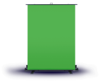 Corsair Elgato Portable Green Screen With Hydraulic Pull-up Mechanism