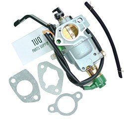 Manual 1UQ Choke Carburetor Carb For Harbor Freight Predator 420CC 69672 69674 68529 68526 Generator