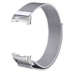 Milanese Band For Samsung Gear FIT2 Pro FIT2 Size: S m - Silver