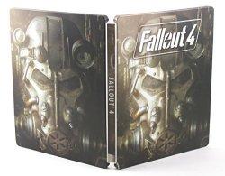 Bethesda Fallout 4 Steelbook Case G2 Size No Game