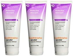 Smith & Nephew Smith And Nephew Secura Protective Ointment Skin Protectant 5.6OZ Tube Pack Of 3