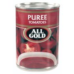 All Gold - Canned Tomato Puree 410G