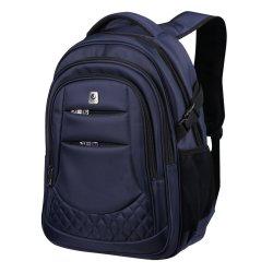 Volkano - Quest 15.6 Laptop Backpack. Navy.