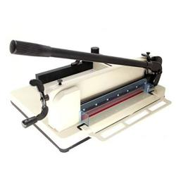 HFS 17 Blade A3 New Heavy Duty Guillotine Paper Cutter - 17 Commercial Metal Base A3 A4 Trimmer