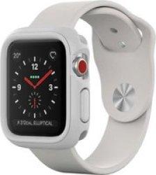 Emia Rhinoshield Crashguard Nx For Apple Watch - Series 1 2 3 42MM - White