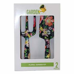 Connie N Randy 2 Piece Floral Garden Kit