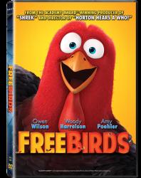 Free Birds DVD