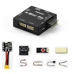 RadioLink MINI Pix Flight Controller With Vibration Damping By Software And Osd Port Same As F4 Fc For MINI Racing Drone helicop