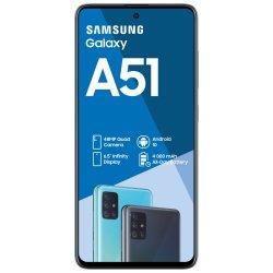 Samsung Galaxy A51 Single Sim Prism Crush Blue