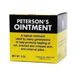 DoubleNet Peterson's Ointment 3 Oz Quantity Of 2