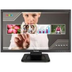 Viewsonic TD2220-2 Touch Screen Monitor 54.6 Cm 21.5 1920 X 1080 Pixels Black Multi-touch