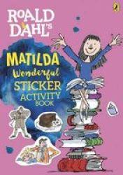 Matilda Wonderful Sticker Activity Book