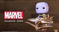 USA Funko Pop Avengers Infinity War: Thanos With Sanctuary 2 303