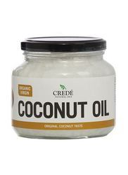Crede Oils Organic Virgin Coconut Oil 500ml
