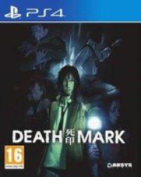 Aksys Games Death Mark PS4