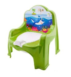 Baby Potty Chair.green