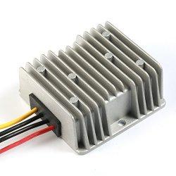 DC Converter Module 12V 9-24v)Step up to 48V 3.5A Car Power Adaptor Waterproof