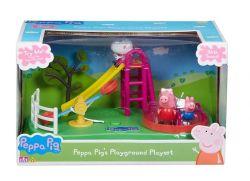 Peppa Pig Playground With Sound