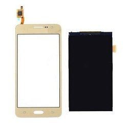 Mustpoint For Samsung Galaxy J2 Prime G532 G532 G532F G532G M G532DS Lcd Display + Touch Screen Digitizer Glass Gold Only Fba