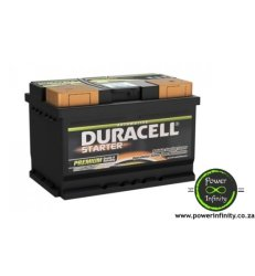 Duracell Car Battery Review >> Duracell Car Battery 657 Starter Brand New R Car Parts Accessories Pricecheck Sa