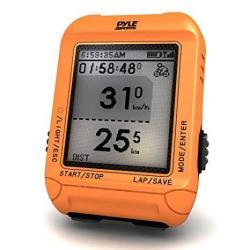 Wireless Smart Sport Bicycle Computer - Mountain Bike MINI Cycling Biking Monitor Sensor W Gps Navigation Speedometer Odometer Ant+ Technology Handlebar Mount Holder