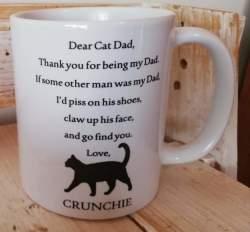 Favorite Things SA Cat Dad