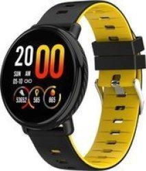 BitByte K1 Multi-function Sport Watch Yellow
