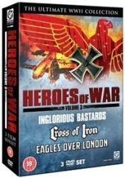 Heroes Of War Vol 3 Dvd