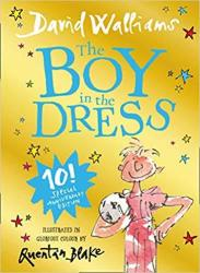 The Boy In The Dress - David Walliams Hardcover