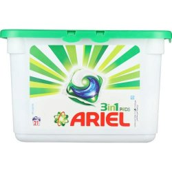 ARIEL 3-in-1 Power Capsules 21 Capsules