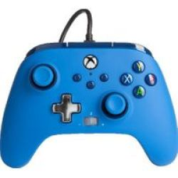 Enhanced Wired Controller For Xbox Series X|s Blue