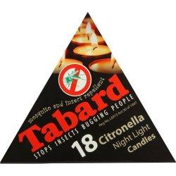 Tabard Citronella Night Lights 18's