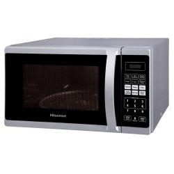 HISENSE - 28LTR Electronic Microwave Metallic