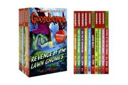 Goosebumps Classic 10 Book Pack