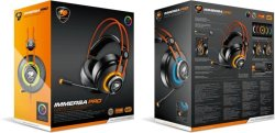 70d19661dd2 Deals on Cougar Immersa Pro 7.1 Virtual Surround Gaming Headset ...