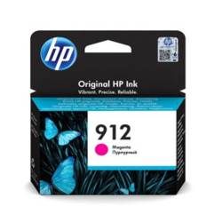 HP 912 Magenta Original Ink Cartridge - Officejet 8023