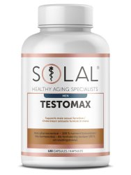 Solal Testomax Previously Libido And Performance Enhancer 120 Capsules