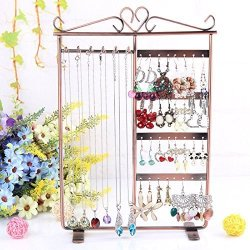 Pedestals Multi-functional Jewelry Holder Earring Display Props Pedestal Chain Bust Standwomen Lady Girl Beauty