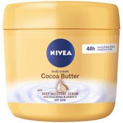 Nivea 400ml Cocoa Butter Body Cream