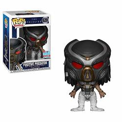 Pop Fading Fugitive Predator 2018 Fall Convention Exclusive Limited Edition